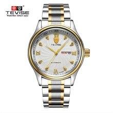 Famosa Marca Reloj de pulsera con Calendario Hombres Reloj de Lujo Reloj Hombres Reloj de Cuarzo de Acero Inoxidable Relojes de Pulsera Relogio masculino