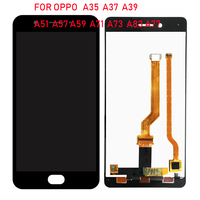 LCD For OPPO TFT LCD Display + Touch Screen for OPPO F1S A59 A35 A37 A39 A51 A57 A59 A71 A73 A77 A83 Digitizer Assembly