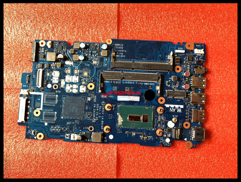 LA-B016P d'origine pour DELL Inspiron 15 5548 5547 carte mère avec SR23Y CPU Test OK