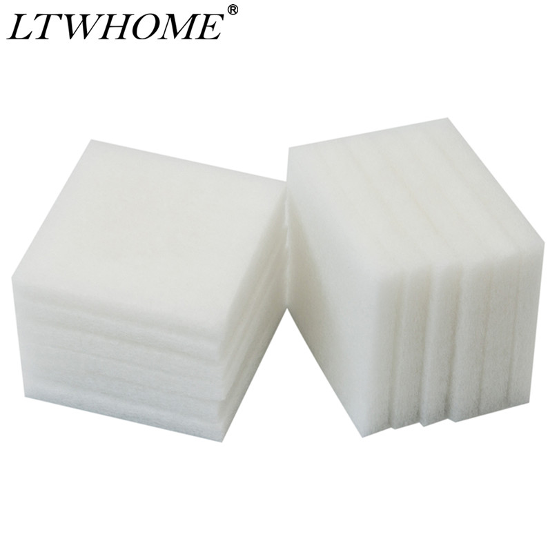 LTWHOME Compatible Poly Pads Suitable For Juwel Standard / BioFlow 6.0 Filters