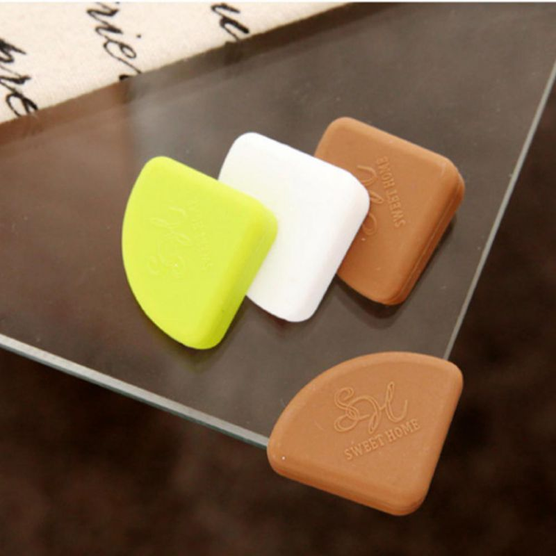 DESK TABLE COVER PROTECTOR BABY SAFETY CORNER CUSHIONS SAFE FOR CHILD