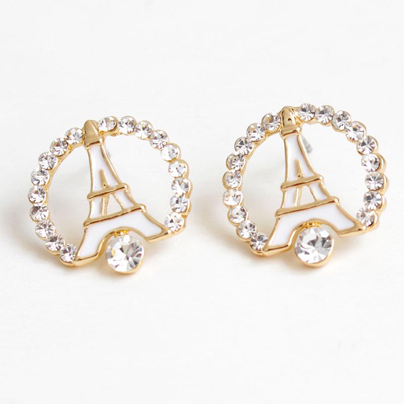 New Gold Earring Design 2016 | Jewellry\'s Website