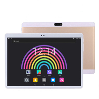 Newest 4G 64G Tablet PC 10 inch Octa Core Android 7.0 1920*1200 IPS Screen 8.0MP Camera SIM FM GPS Bluetooth Wifi 4G LTE network