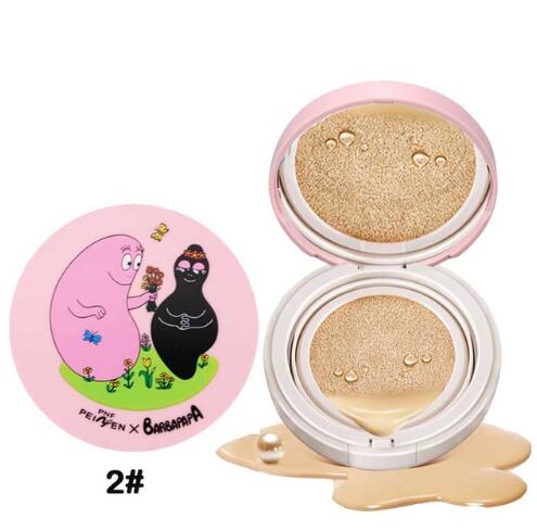 12pcs PNF Brand Makeup Moisturizer Whitening Air Cushion BB CC Cream Primer Face Conceal ...