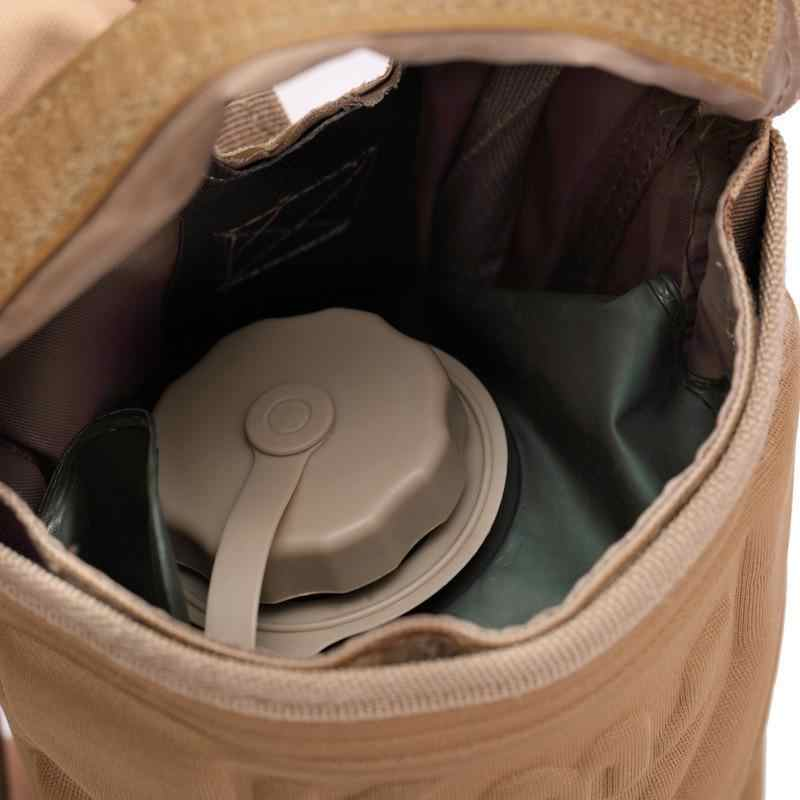 3l ポータブル水分補給パックカモ戦術自転車水膀胱バッグバックパックキャンプハイキングポーチバッグ