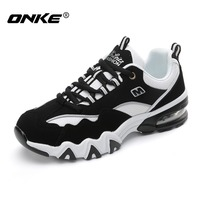 Onke Men Shoes Men Running Shoes Breathable Cushion Women Sneakers Outdoor Sport Shoes For Man Zapatillas