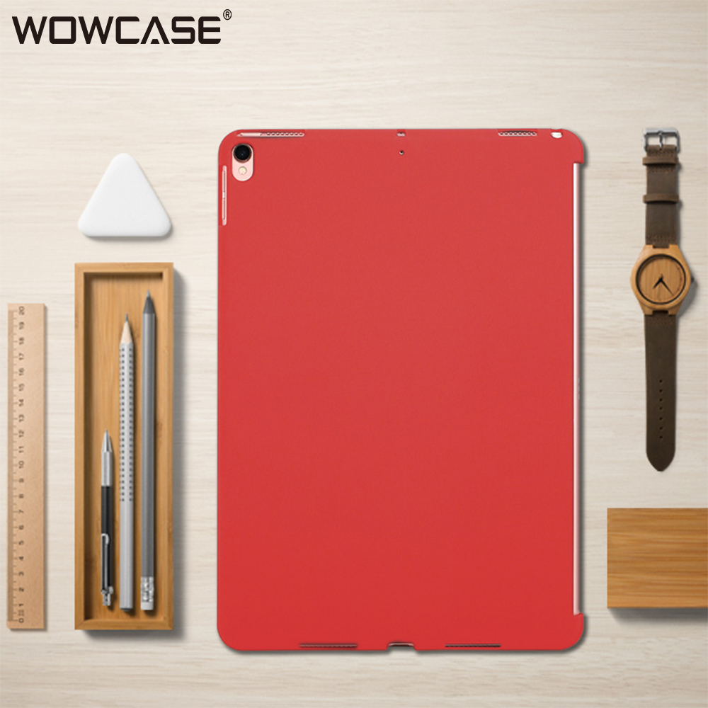 WOWCASE Ultra Thin Protector For iPad Pro 10.5 Case Luxury Matte Slim Hard Plastic Back Cover Cases For iPad Pro 10.5 Coque Capa стоимость