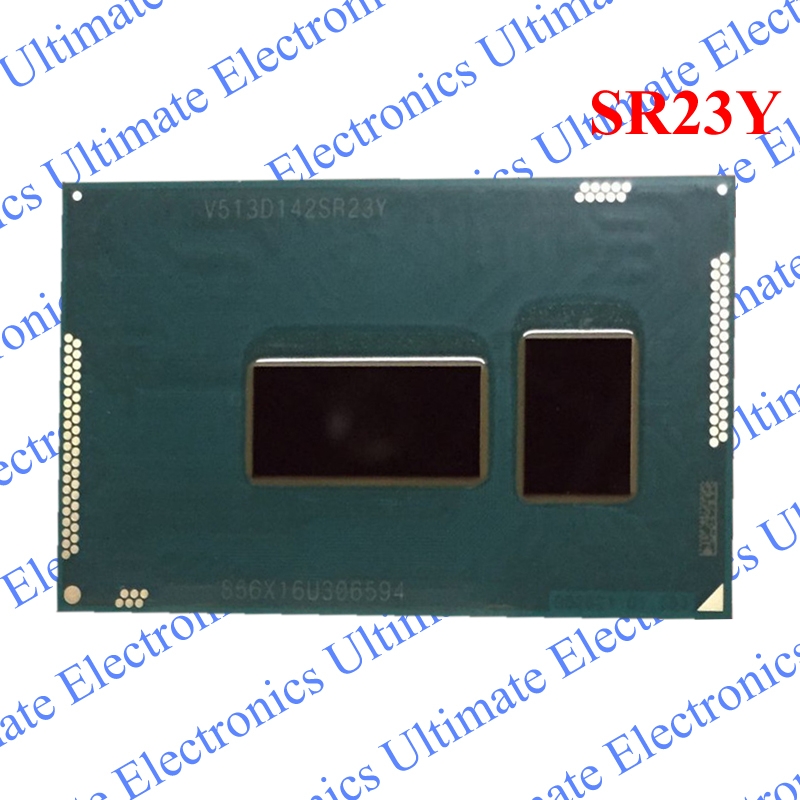 ELECYINGFO Refurbished SR23Y I5-5200U SR23Y I5 5200U BGA chip tested 100% work and good qualityELECYINGFO Refurbished SR23Y I5-5200U SR23Y I5 5200U BGA chip tested 100% work and good quality
