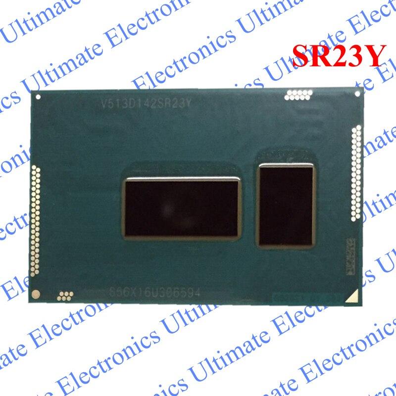 ELECYINGFO reconditionné SR23Y I5-5200U SR23Y I5 5200U BGA puce testé 100% travail et bonne qualité