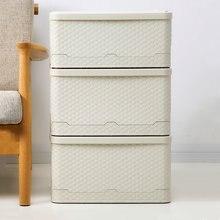 Складная коробка для хранения с чехлом органайзер одежды детские