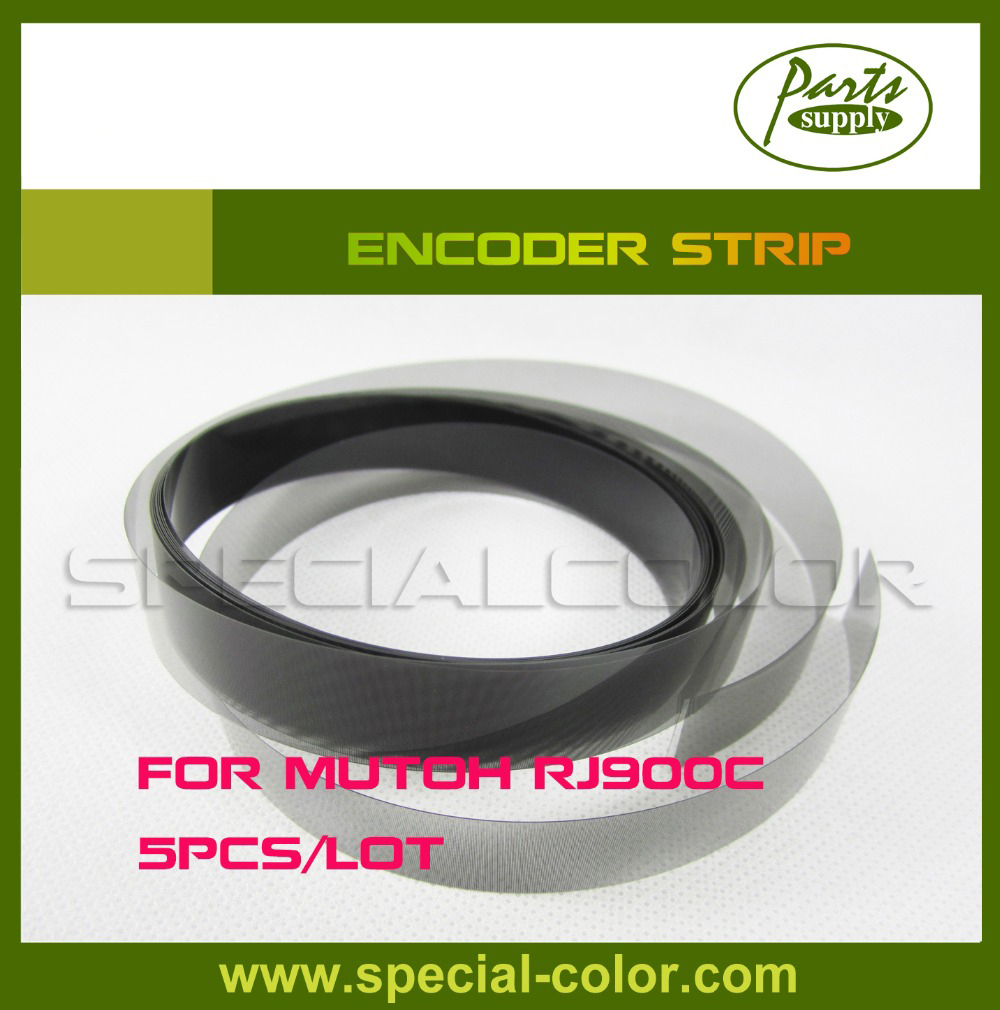 Wholesales! 5pcs/Pack Mutoh Encoder Strip for RJ900C Linear Encoder Scale
