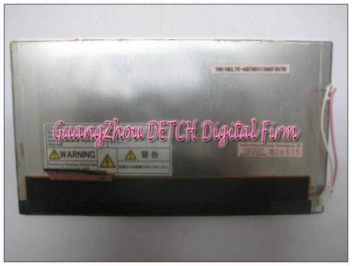 все цены на  Industrial display LCD screen7-inch  LTA070B760F  LCD screen  онлайн