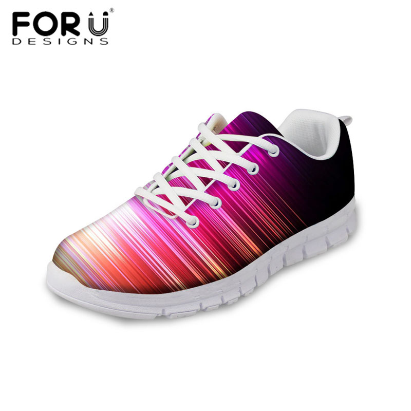 FORUDESIGNS Women Flats Shoes 2017 New Arrival Summer Lace-up Casual Shoes Brand Designer Bright Color Ladies Girls Flats 35-41 real pic high color decorative rivets women casual shoes brand designer lace up comfortable women flats shoes woman