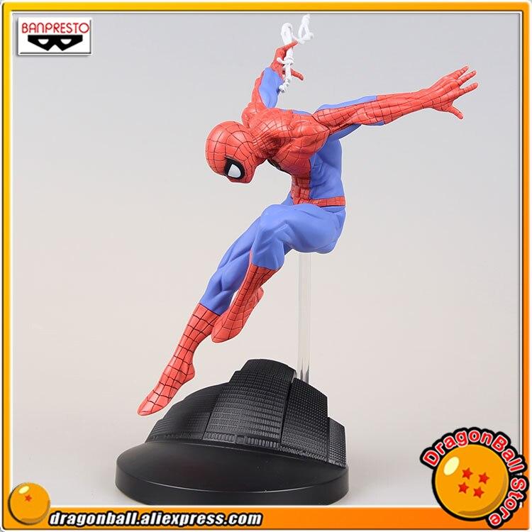 Original Banpresto Creator x Creator Collection Figure - Spider Man