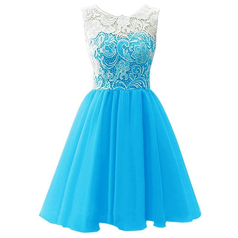 2017 Elegant Baby Girl Princess Cloth Sleeveless Tulle Dress Infant Baby Formal Party Dress Toddler Lace Dresses Vestido Clothes