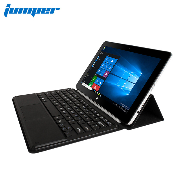 Jumper EZpad 6 M6 tablet PC 10.8'' Intel Cherry Trail Z8350 windows 10 full metal case 2GB 32GB IPS Locking screen HDMI laptop