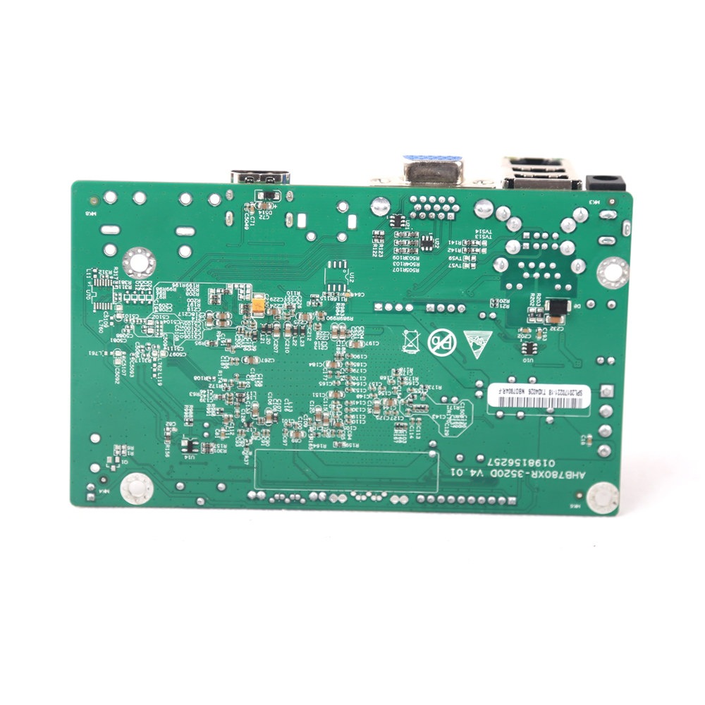 Image 3 - Mini NVR Board 1080P 4CH Security Network Recorder Board 4CH 1080P / 8CH 960P ONVIF Email Alert Motion Detection With HDD Cableboard boardboard cable  -