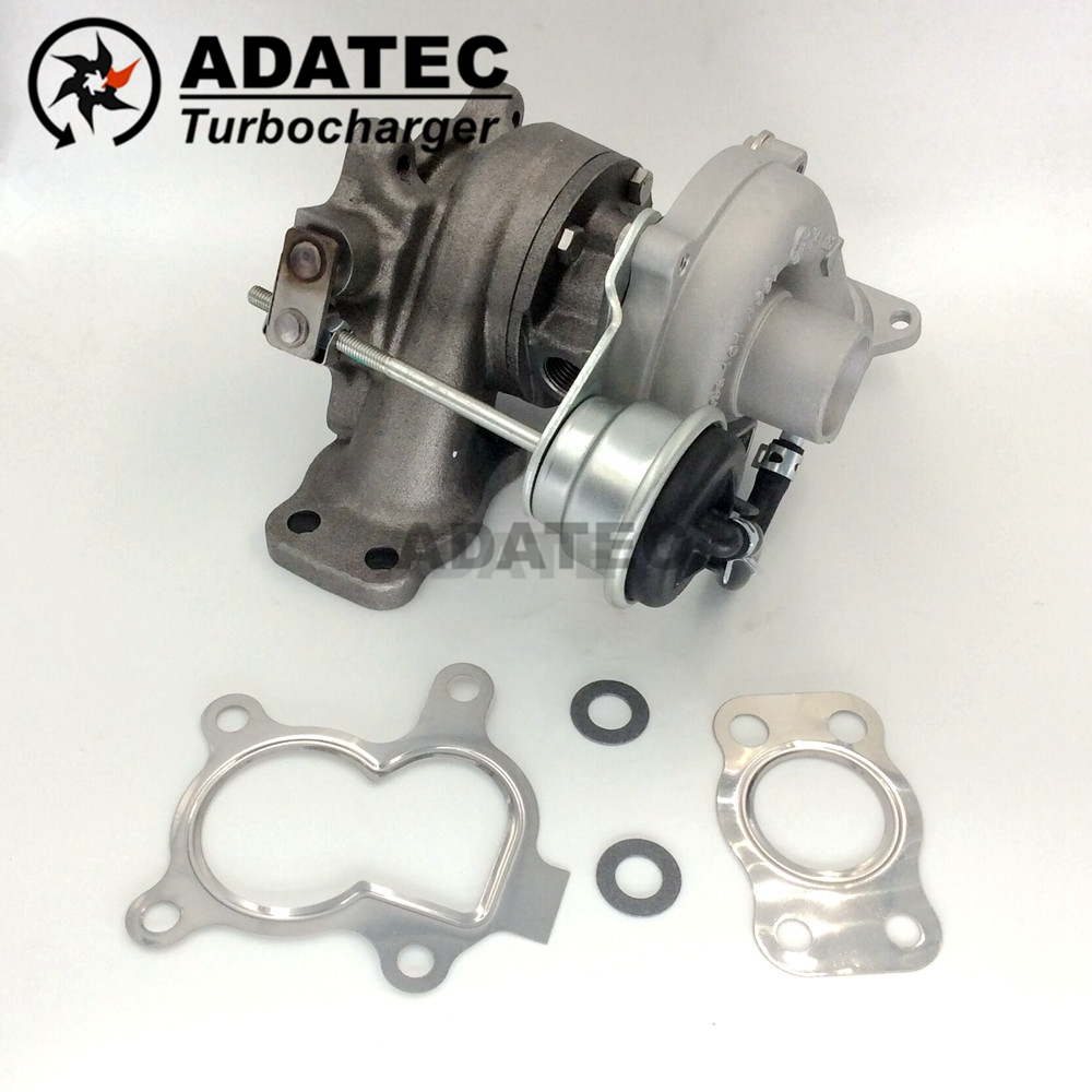 KP35 complete Turbo charger 54359700009 54359700007 54359700001 turbine 1219456 2S6Q6K682AD for CITROEN C3 1.4HDI 68HP DV4TD