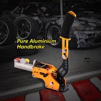 US Shipping Universal Hydraulic Handbrake Ebrake Racing Drift Parking Emergency Brake Gold