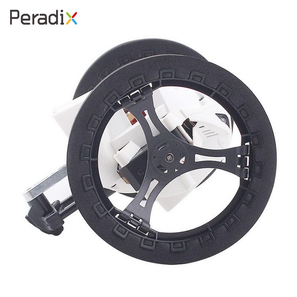 Exercise Bounce Car RC Jumping Car Adjustable Novelty Rc Sumo Car Black White Shock Resistant Outdoors Flexible Wheels