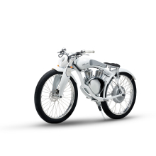 Munro2.0 luxury Electric Motorcycle 26inch electric bicycle 48V lithium battery smart super E-motor 50km Maximum life