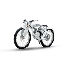 Munro2.0 luxury Electric Motorcycle 26inch electric bicycle 48V lithium battery smart super E motor 50km Maximum battery life