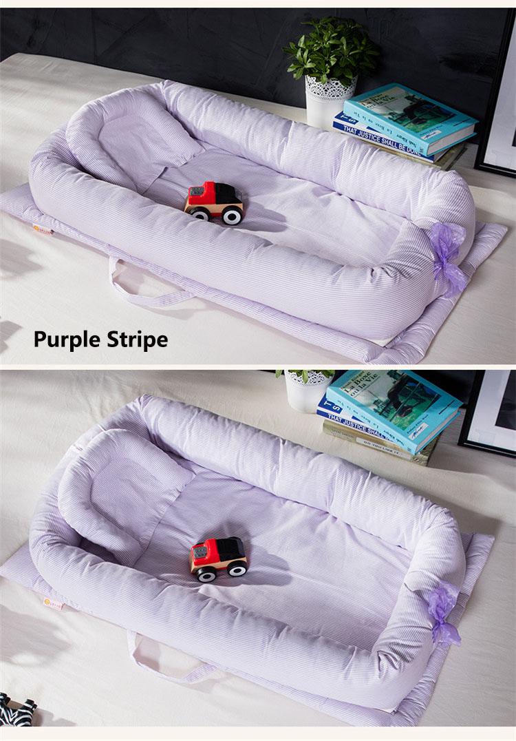 Travel Mand Cribs voor 9