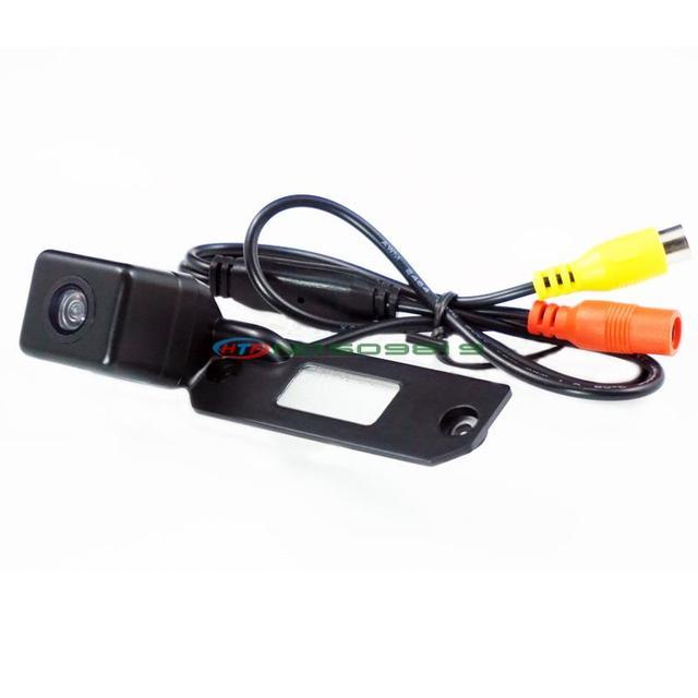 Cable wireless sony ccd cámara trasera del coche para vw polo jetta Passat Touran carrito de Golf 5 golf 6 golf6 asistente de estacionamiento noche visión