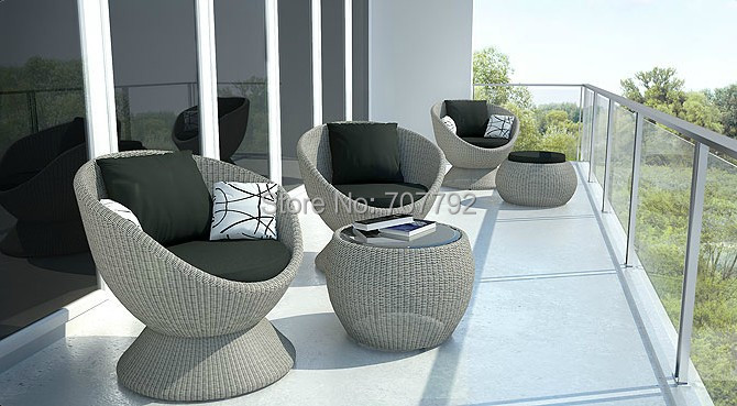 2016 new design outdoor furniture rattan wicker comfort for Egg designs furniture