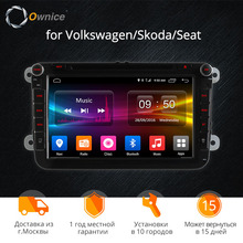 Ownice Android K1 K2 Octa 8 Core автомобильный DVD gps для Volkswagen Гольф 4 Гольф 5 6 touran passat B6 Sharan Jetta caddy сеть 4G LTE