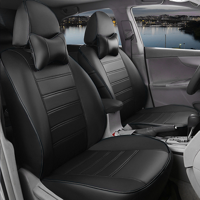 Custom Fit Leather Car Seat Covers For Chrysler 300C PT
