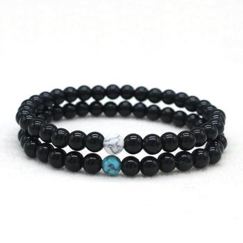 bracelet couple black
