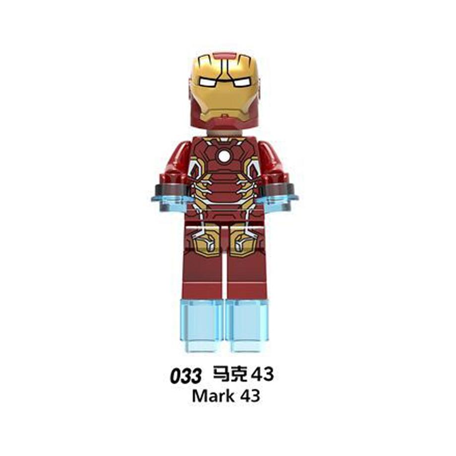 Avengers, Iron Man, full range_3