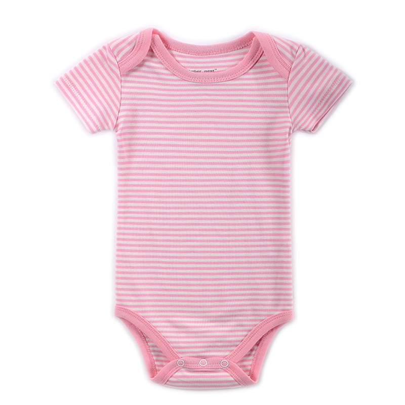 100%Cotton Fashion Anmail Style Printerd Infant Jumpsuit Clothes Bebe Baby Girls Bodysuit Babies Dresses Newborn Clothing 0-12 M (2)