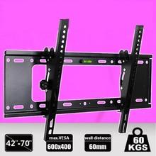 42-70 LED LCD TV Wall Mount Heavy Duty Tilting Bracket