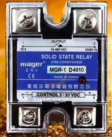 mager Genuine new original Genuine  single-phase solid-state relay DC-AC relay 10A DC-controlled AC MGR-1 D4810