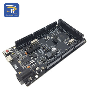 Image 2 - Mega2560 + Wifi R3 ATmega2560 + ESP8266 32Mb Geheugen USB TTL CH340G. Compatibel Voor Arduino Mega Nodemcu Voor Wemos ESP8266