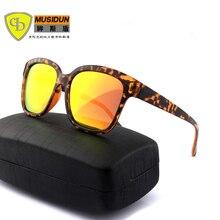 New Fashion Brand Polarized Unixex Sunglasses Vintage Sunglass Female Oculos de sol feminino UV400 TR90 frame TR9005
