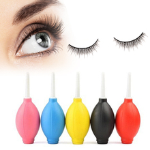 1Pcs Air Blowing Ball for Fake False Eyelashes Glue Dry Quickly Eyelash Extension Dedicated Dryer Makeup Tool Drying Device Z3