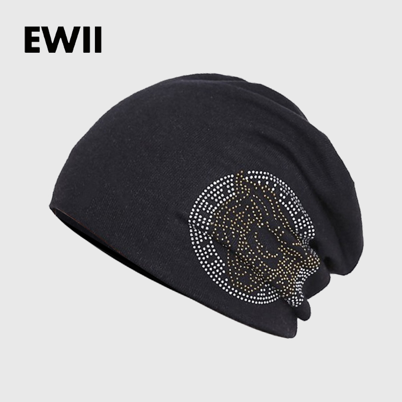 Bonnet Autumn winter hats for woman knitted caps women beanies bone girl warm beanie knitting cap ladies leisure hat gorro female autumn and winter hats worn bonnet thick warm cap knitted caps women beanie cap