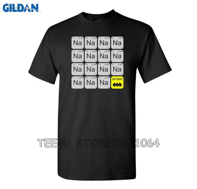 Tee4u joke t shirts mens periodic table batman short sleeve fashion tee4u joke t shirts mens periodic table batman short sleeve fashion crew neck t shirts urtaz Images