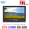 17 Inch Panel PC With 17 Inch 10 Points Capacitive Touch Screen Intel J1800 Dual Core Partaker Elite Z15