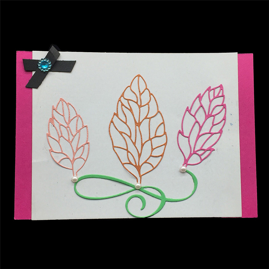1pc bird metal cutting dies stencil scrapbook album paper embossing craft UK