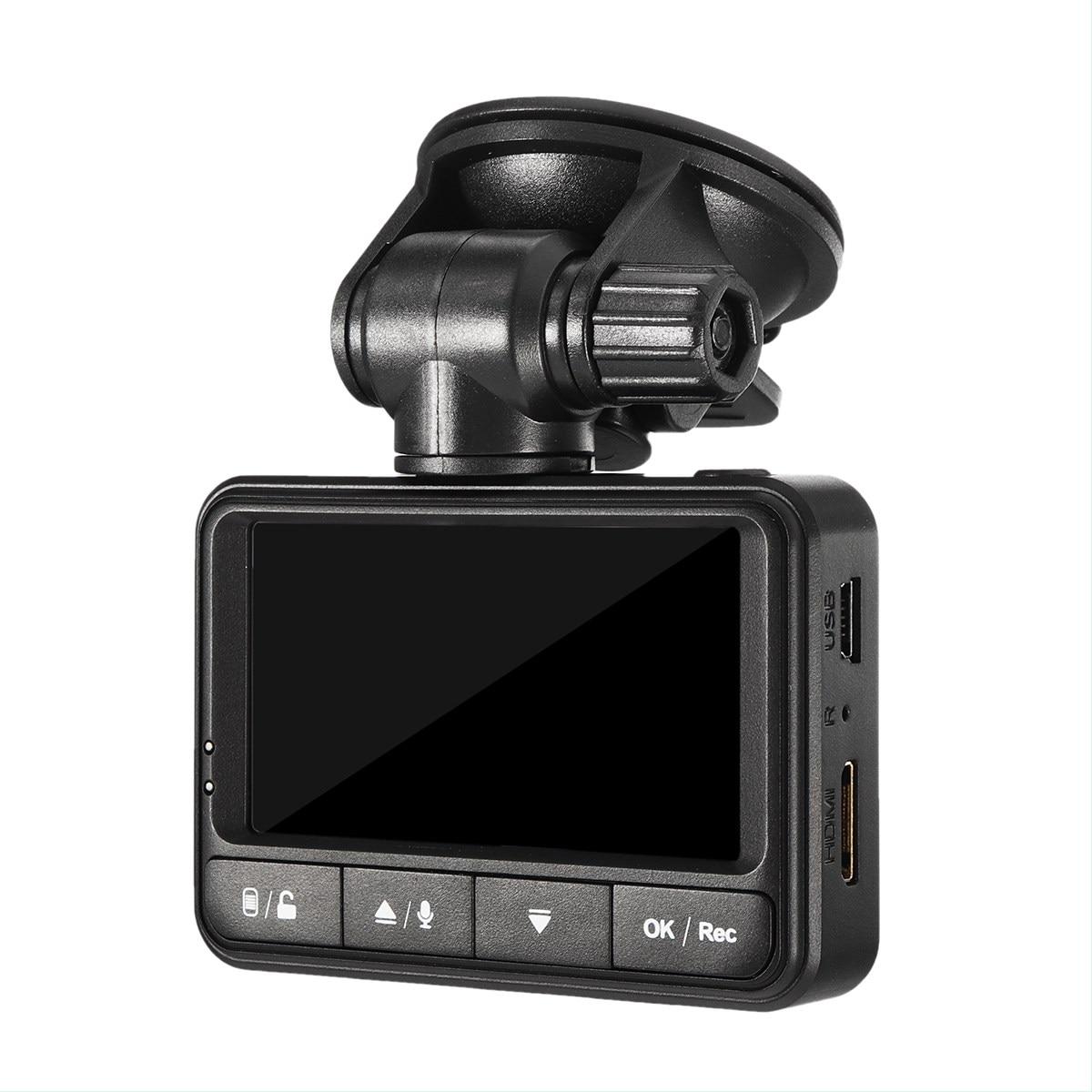 2 45inch Car DVR font b Camera b font Video Recorder Night Vision GPS Dash Cam