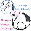 Умный Автомобиль Зарядное Устройство 17.5 В 4А Phantom4 Открытый Зарядки Аксессуары для DJI Phantom 4/PRO/PRO +