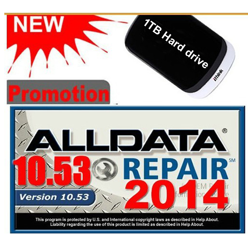 все цены на ALLDATA 10.53+2015 Mt ond5+ELSA 4.1+ESI Full Set Auto Cars Repair Software with 1TB USB 3.0 Hard drive Free Shipping