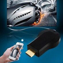 De alta Calidad para M2 EzCast Stick de TV HDMI 1080 P Miracast DLNA Airplay WiFi Pantalla Del Receptor Dongle Apoyo Andriod Windows iOS