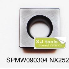 Free Shipping 10pcs SPMW090304 NX2525/SPMW090308 NX2525/ Ind