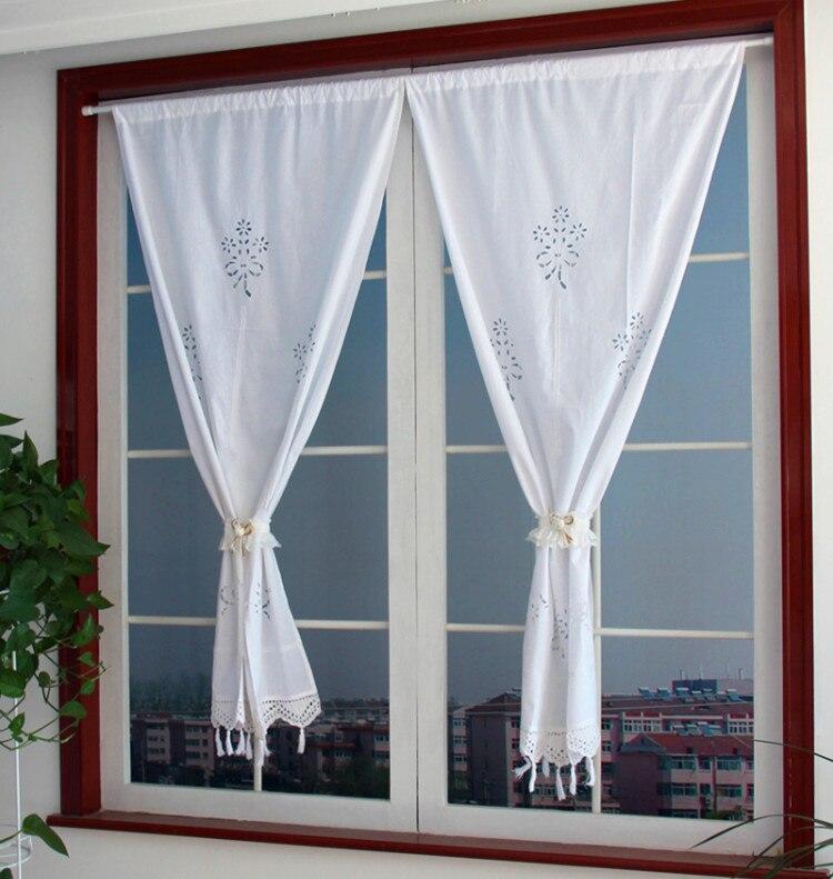 popular cotton lace curtains buy cheap cotton lace
