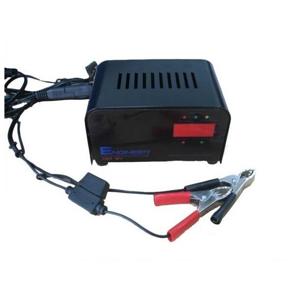 12V 600mA Battery Charger Negative Pulse Desulfation Charger Lead Acid Battery Charger
